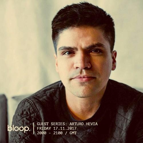 Guest Series: Arturo Hevia - 17.11.17