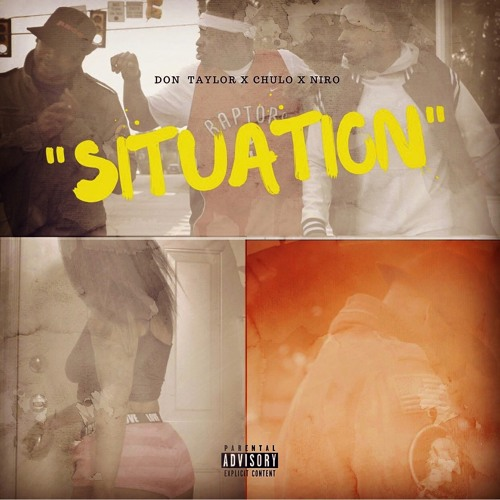Situation (Feat. Niro & Chulo) [Dirty]