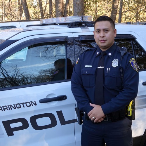 Meet Andres Huertas: Soccer opened the door for this Great Barrington police officer