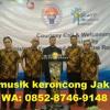GRUP MUSIK KERONCONG JAKARTA ( BENGAWAN SOLO JAPAN VERSION )