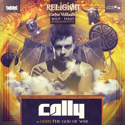 Religion Podcast Guest Mix October 2017