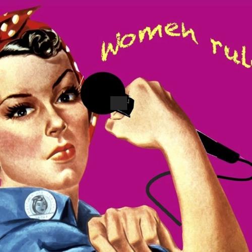 Art? Or Politics? It's a riot... Female Voices