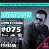 #75 Karmic Power Records Radio Show On HouseFM.NET mixed by Lenny Fontana 15. November 2017