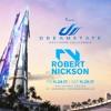 Robert Nickson @ Dreamstate The Vision Stage, NOS Events Center San Bernardino 2017-11-24 Artwork