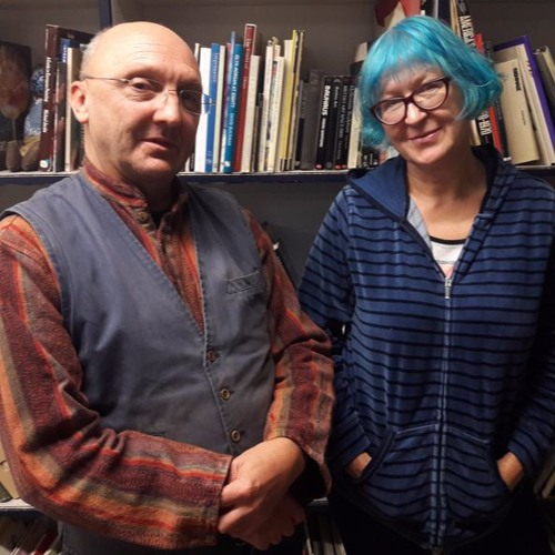Show 71 - A fascinating discussion with artists Tracie Peisley & Tim Price