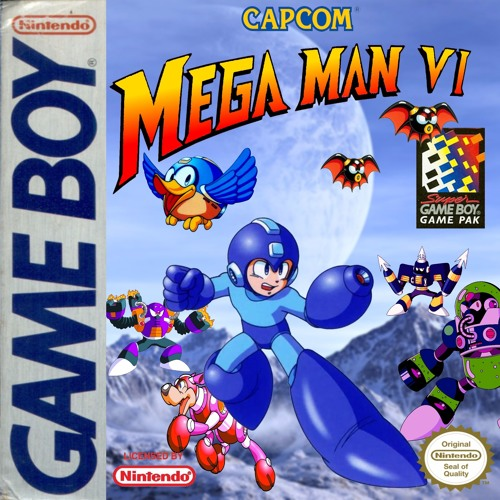 Mega Man VI - Quake Man's Stage (sequel)