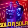 (92) (Intro En Chillax) Solo A Solas - Cosculluela, Maluma - 'DJ VIRTUAL X' FT 'DJ GIRL JOHANA' Portada del disco