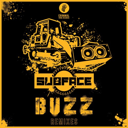 Subface - Buzz Remixes [CTR027 28.11.17] OUT NOW