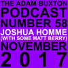 EP.58 - JOSHUA HOMME (WITH SOME MATT BERRY)