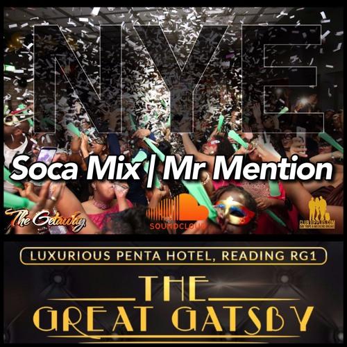 The Getaway NYE Soca Mix