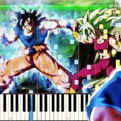 Dragon Ball Super OST - Ultimate Battle [Piano Version]