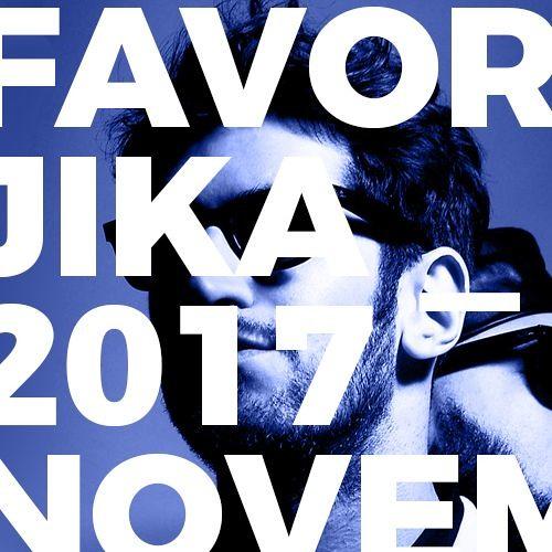 FAVORIJIKA #4 NOVEMBRE 2017