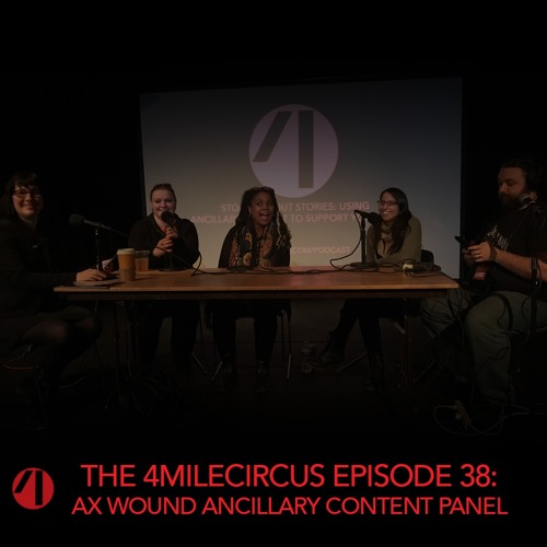 Episode 38 - Ax Wound Ancillary Content Panel