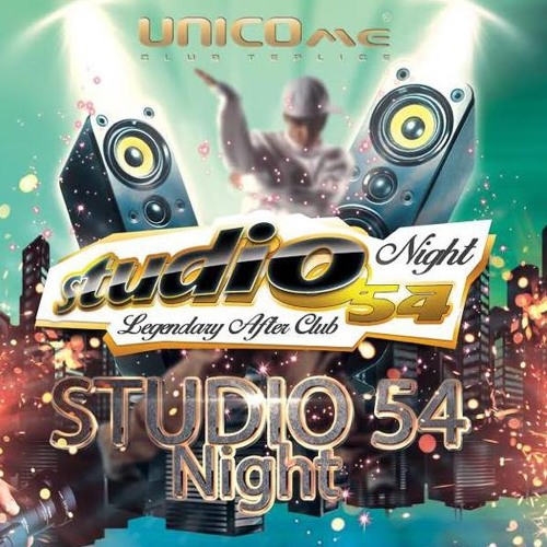 BEDA - Live@Studio 54 Night - Unico Me Teplice (25-11-2017)
