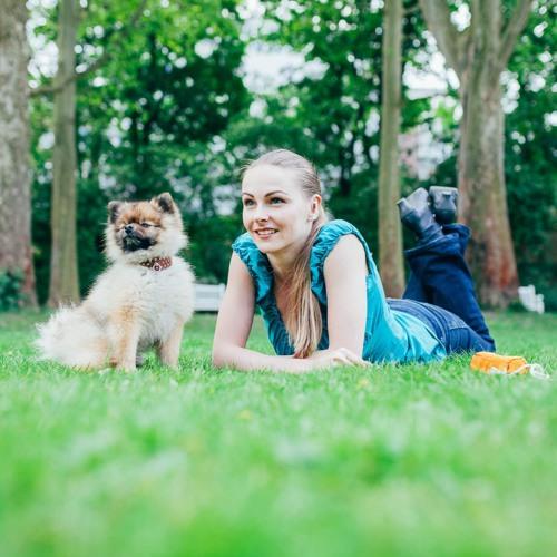 Charivari Juni 2017 Kinder Und Hunde Im Park Interview - Lilli Guth.MP3