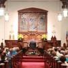 Organ concert performance by Ken Cowan at Trinity Episcopal