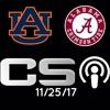 The CS Podcast 11/25/17 Iron Bowl