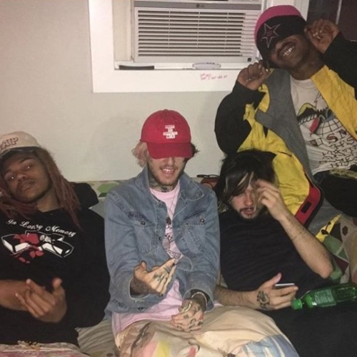 Lil Raven & Lil Tracy feat Lil Peep - Oh (prod. MoneyPosse & BigHead)