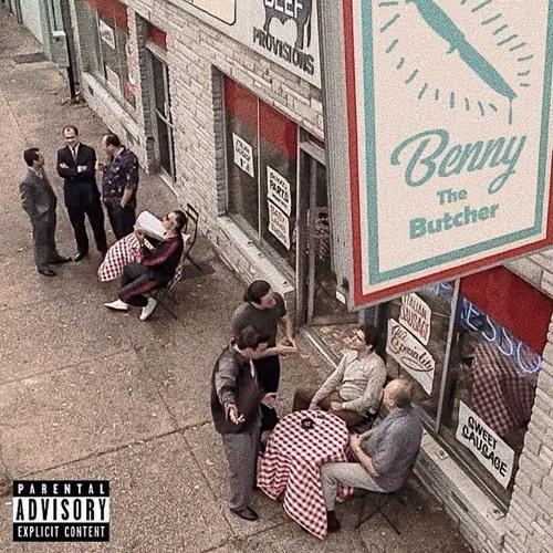 Benny x DJ Green Lantern - Butcher On Steroids