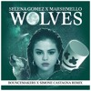 selena gomez x marshmello   wolves bouncemakers x simone castagna remixpremiered by jaxx vega