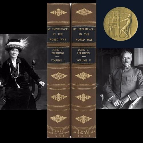 John Pershing's 1932 Pershing Pulitzer Speech
