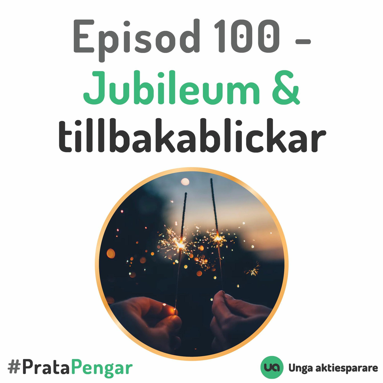 Episod 100 - Jubileum och tillbakablickar