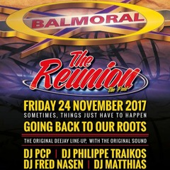 PCP @ Balmoral The Reunion 24-11-2017(warm-up)
