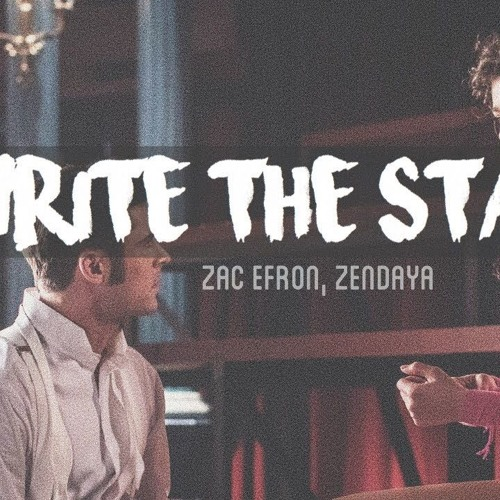 Zac Efron , Zendaya - Rewrite The Stars (RickyMeadow HardstyleRemix)