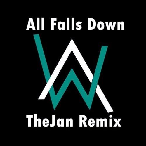 Djthejan Alan Walker All Falls Down Dj Thejan Remix Spinnin