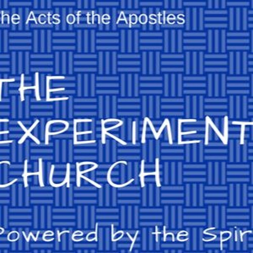 An Experimental Church at the Corner of Greeley and Myrtle- Pastors Marty Raths and Donna Buell