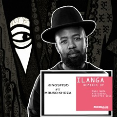 KingSfiso Feat. Mbuso Khoza - Ilanga (Enoo Napa Travellerz Remix)[MoBlack Records]