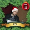 Ryu's 'Merry Christmas Mr Bowie' Mix For Life Support Machine's Musical Advent Calendar - FREE DL!