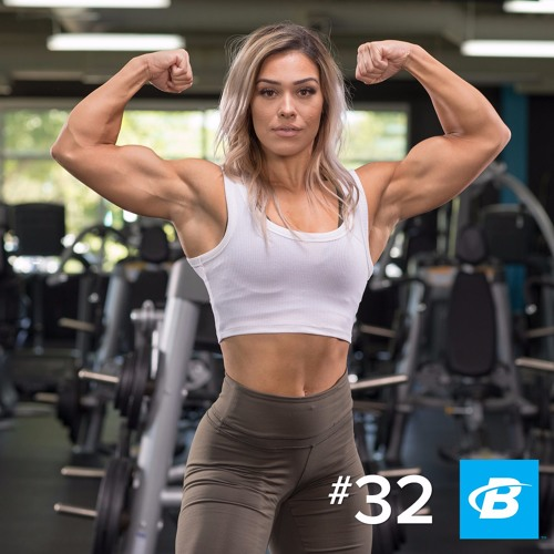 Episode 32: Cassandra Martin - Physique-building by Old-school Lifting and... Construction Work?