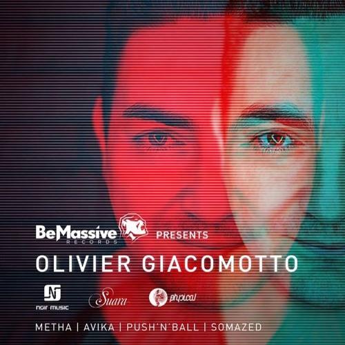 Olivier Giacomotto Live @ Sieben X Be Massive 19/11/2017
