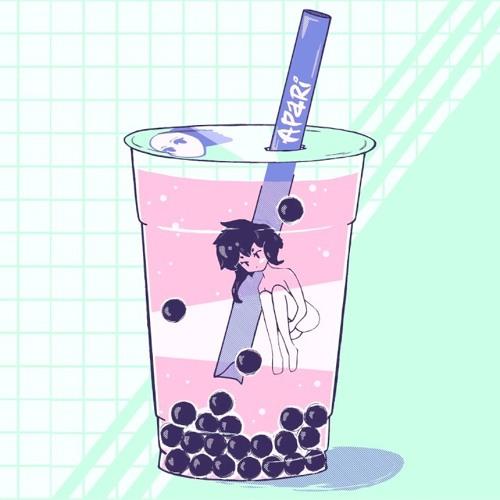 When I Get Sad I Drink Bubble Tea It Cheers Me Up A Lot [lofi  Electronic  Mix]