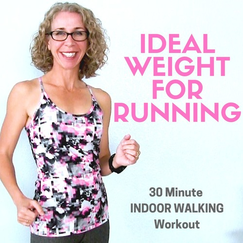 30 Minute Beginner WALKING Workout | What's The IDEAL WEIGHT For Starting to RUN?