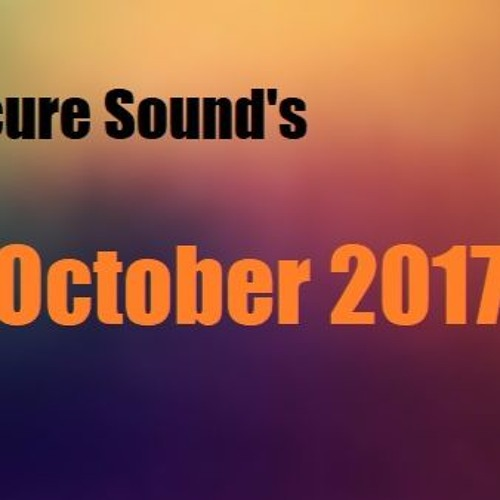Obscure Sound - Best of October 2017