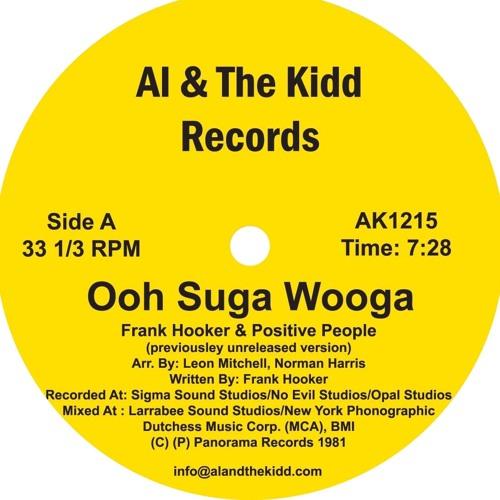 [AK1215] (Side A) Frank Hooker & Positive People - Ooh Suga Wooga [Excerpt]