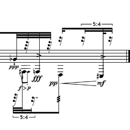 Ray Evanoff - A Series Of Postures (clarinet) for solo E-flat and B-flat clarinet