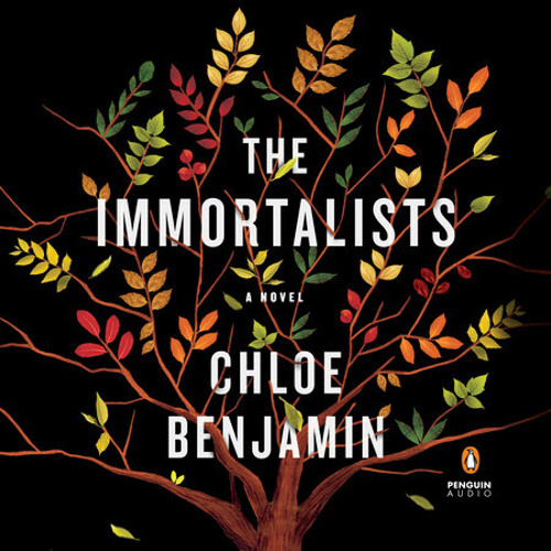 The Immortalists by Chloe Benjamin, read by Maggie Hoffman
