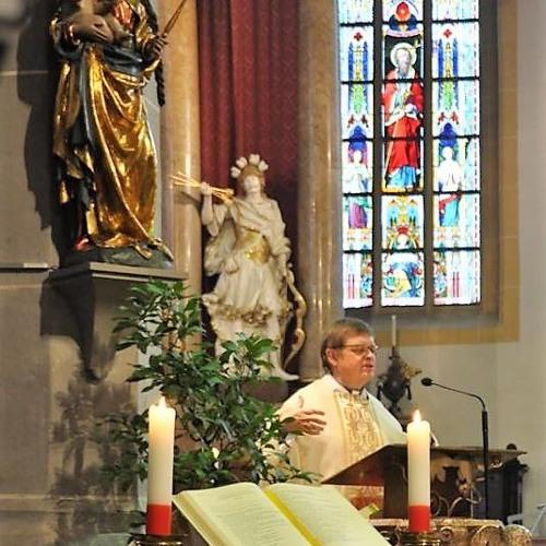 Predigt zur ewigen Anbetung von Pfr. Bernhard Hesse