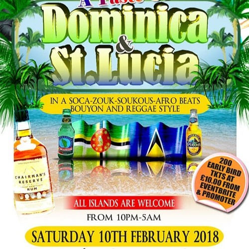 DomiLucian Promotions - A Taste Of Dominica And St. Lucia by Quality Jingles!