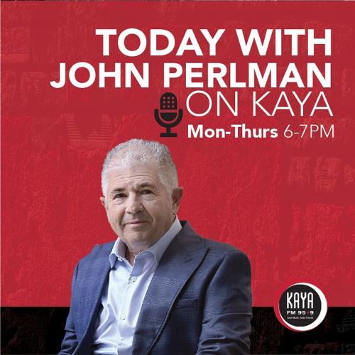 Today with John Perlman 22 November 2017