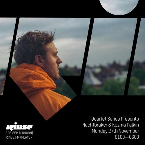 Quartet Series Presents Nachtbraker & Kuzma Palkin - 27th November 2017