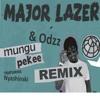 Major Lazer &  Odzz - Mungu pekee (ft. Nyashinski)(Remix).