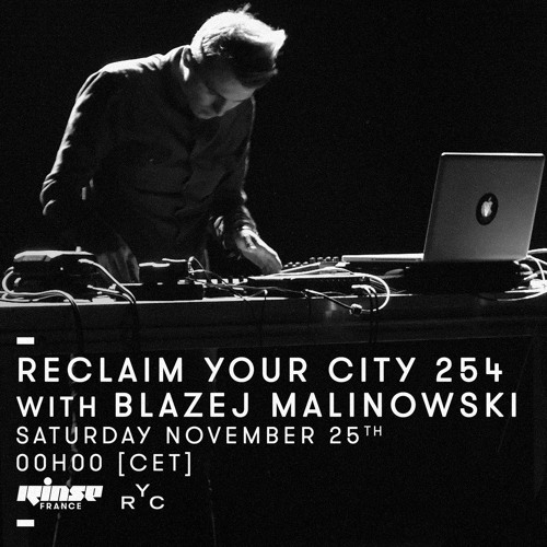 Reclaim Your City 254 | Blazej Malinowski