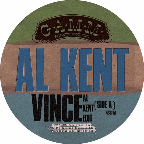 Al Kent - Vince / Esther