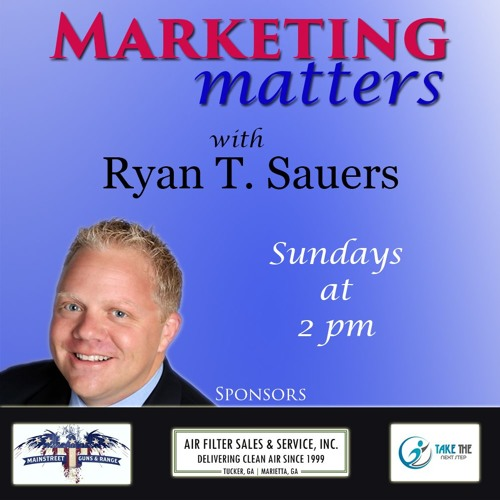 Marketing Matters - David Greene - UGA QB - 11/19/17