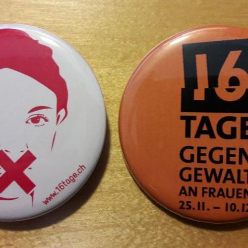 16 Tage gegen Gewalt an Frauen (28.11.17)
