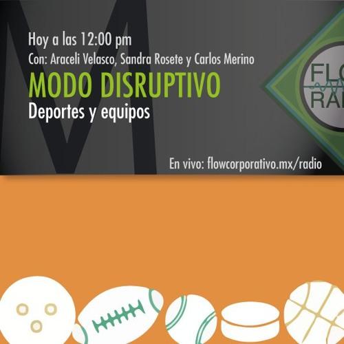 Modo Disruptivo 06 - Deportes y equipos